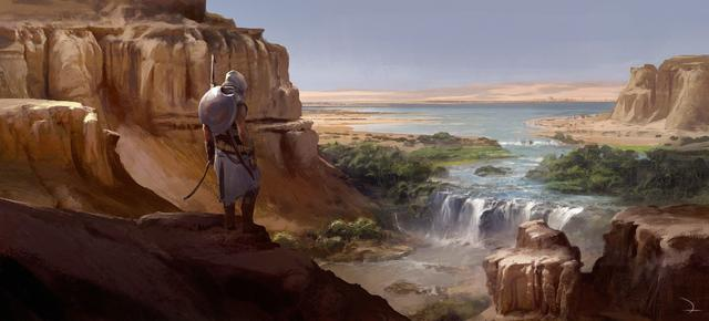 《刺客信条:起源》转战古埃及见证兄弟会诞生