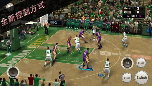 最潮手游:最强NBA游戏大集结号