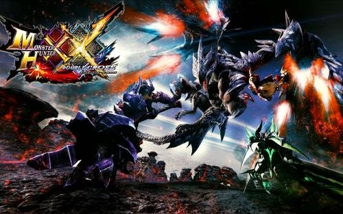 Switch《怪物猎人XX》《终极街头霸王2》11月推出廉价版