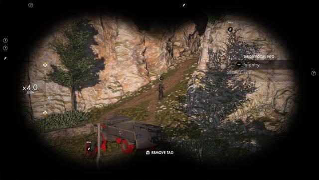 《狙击精英4》评测 死神登陆意大利