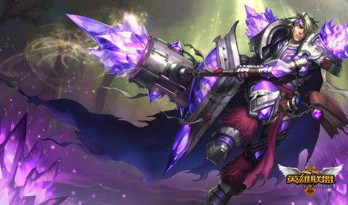 LOL英雄宝石骑士-塔里克-GDC五项大奖提名 LOL锋芒直逼魔兽世界