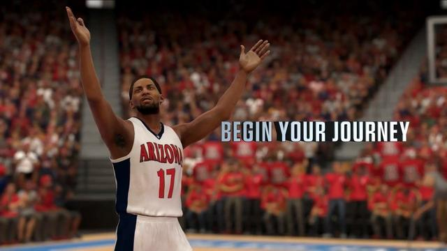 【NBA2K17】前奏预告 你的赛场由你决定