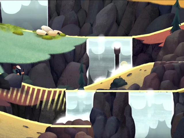 老来多健忘?互动冒险游戏《回忆之旅》暖心开讲