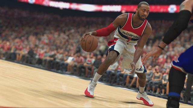 NBA2K17最新动作捕捉情报 独家专访拉塞尔、唐斯
