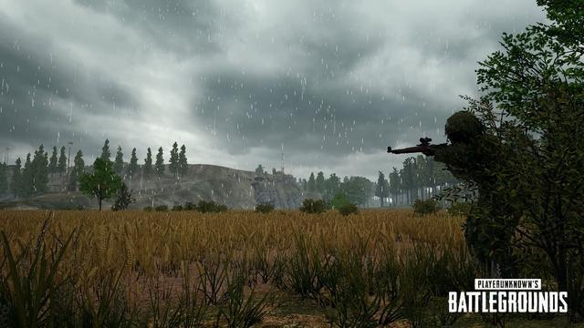 《绝地求生》冬季迎来新的雪地地图 面积6x6或可追踪玩家足迹