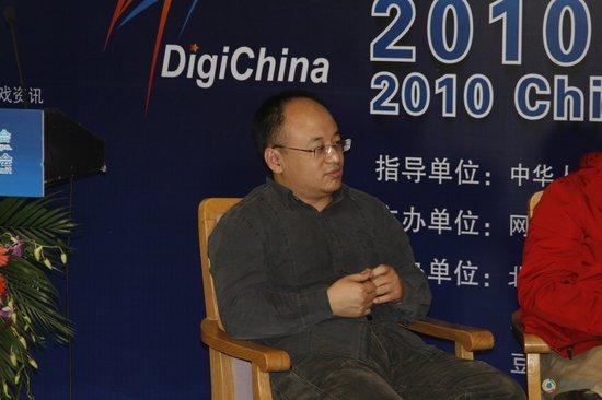 麒麟网总裁邢山虎:玩家变挑剔竞争是主因