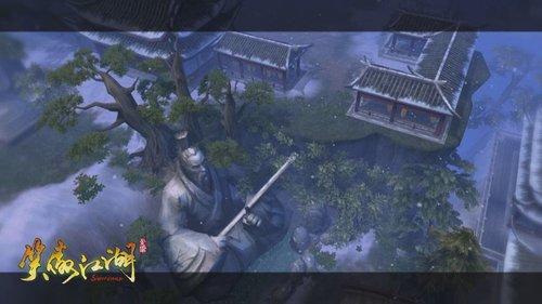 《笑傲江湖OL》游戏实际视频首次放出