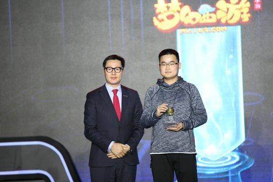 中国游戏风云榜:梦幻西游手游获最佳回合制手游