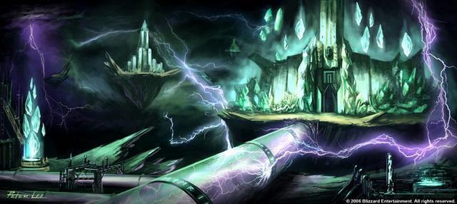 魔兽涨姿势:破碎的虚空风暴 投机商人们的乐土