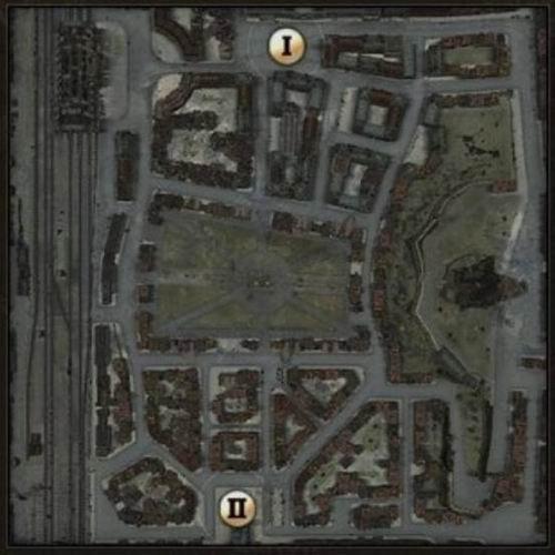 《坦克世界》地图介绍