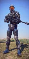 《行星边际2》步兵路线