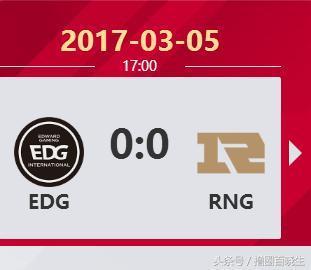 RNG全员停播一周 只为备战下周与EDG的对抗?