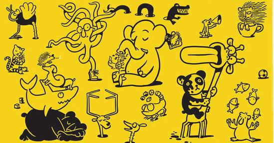 《爱畜动物园》将重现一个孩子们 梦想 中的动物园.图片