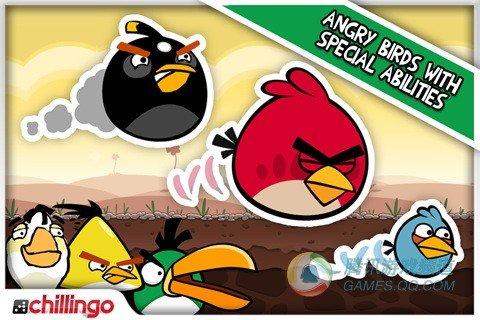 《愤怒的小鸟》或将加入视频聊天功能