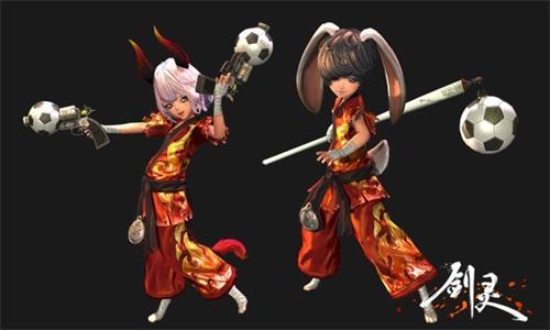 《剑灵》新职业斗士7月10日出道 璀璨套装年度来袭