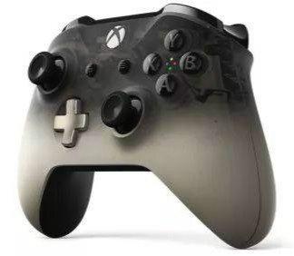 微软透明款Xbox手柄公布