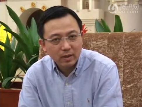 空中网总裁杨震接受腾讯专访