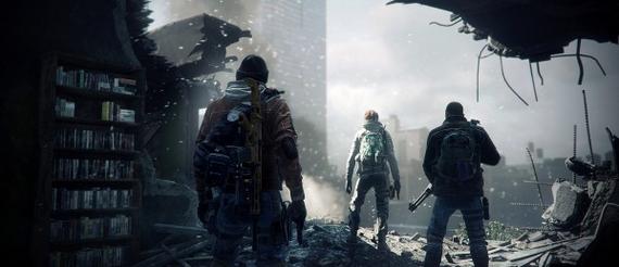 育碧年收入达97亿元 《全境封锁》注册玩家超950万