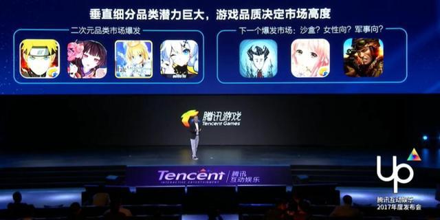腾讯游戏副总裁吕鹏:创新性游戏将迎来新机遇
