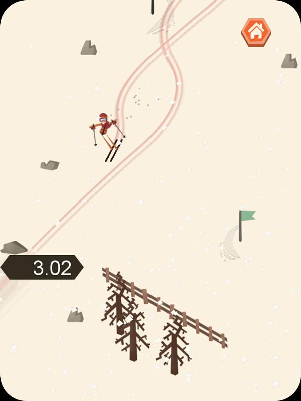 《Toppluva》评测:我只想静静的滑雪