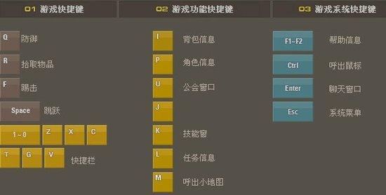 第九大陆c9游戏配置&基本操作