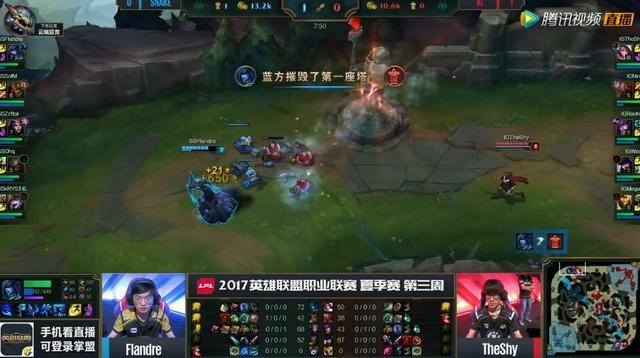 LPL第2场第2局:前中劣势一波大龙肥 IG剑姬偷家取胜