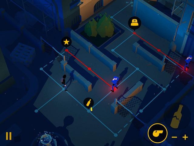 黑夜中的街头涂鸦冒险!策略游戏《破坏者》上线