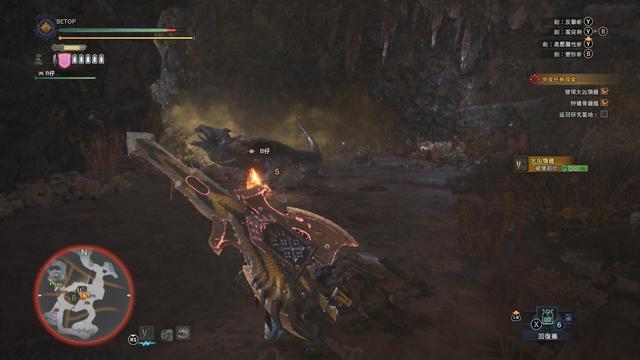 PC端怪物猎人世界,大凶颚龙狩猎手柄攻略
