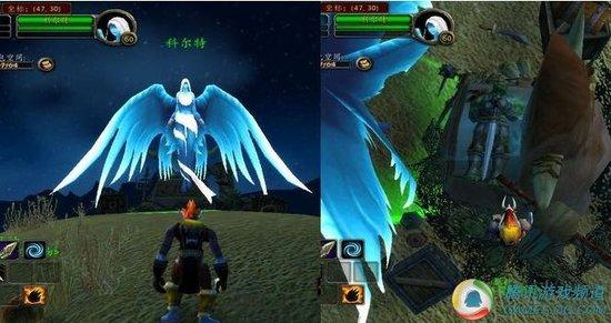 死亡状态下才能看到的天使姐姐 战士之魂神殿