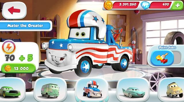 Image currently unavailable. Go to www.generator.cluehack.com and choose Cars: Fast as Lightning image, you will be redirect to Cars: Fast as Lightning Generator site.