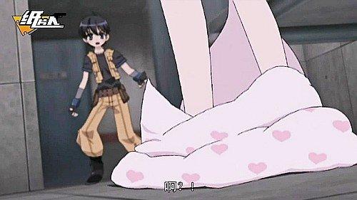日本动漫来袭 纸片人剧场版视频首发
