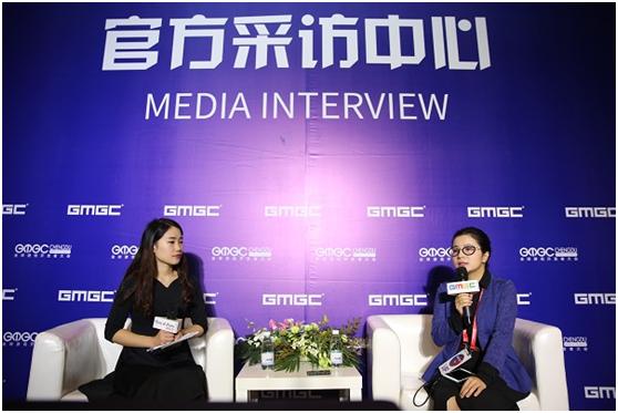 GMGC成都 专访七麦科技联合创始人吴瑕:希望成为游戏开发者最有效的推广工具