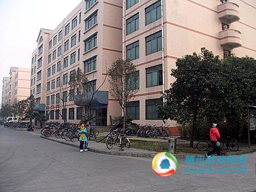 河南大学生用校园实景制作CS地图引争议