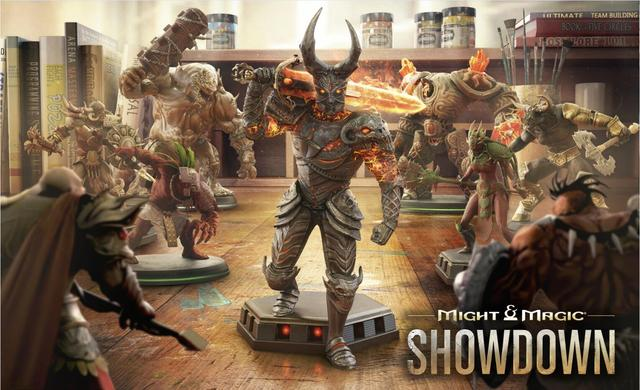 《MightMagic: Showdown》已登陆Steam抢先体验