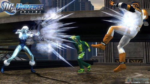 DC漫画英雄OL新视频 玩家拯救或奴役世界