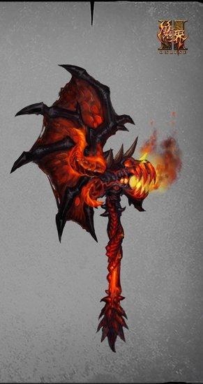 战剑战斧鞭子 魔界2影帝级武器盘点