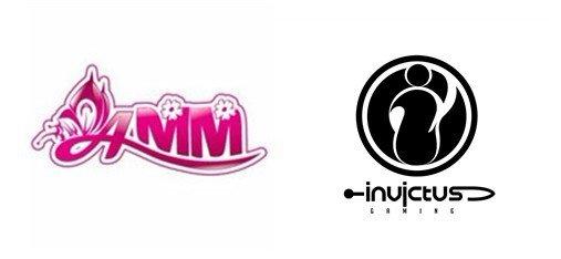 AMM女子战队与iG电子竞技俱乐部达成合作