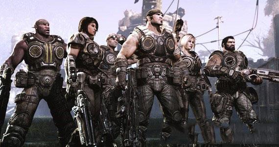 《战争机器:终极版》泄露