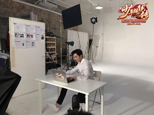 37《少年群侠传》拍摄花絮曝光