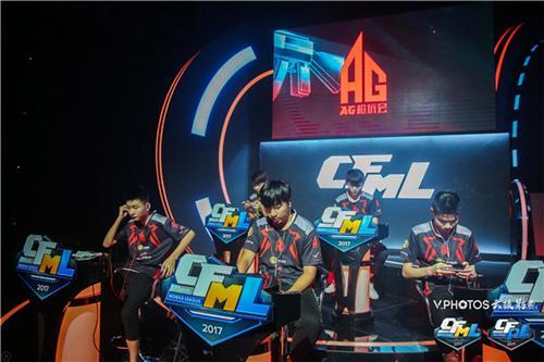 CFML秋季赛季后赛直播:KB大战JH