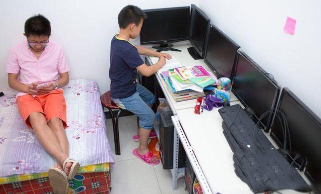 西安游戏代练的三口之家 从月赚百元到上万