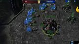 星际2小组赛 F91 vs elfi