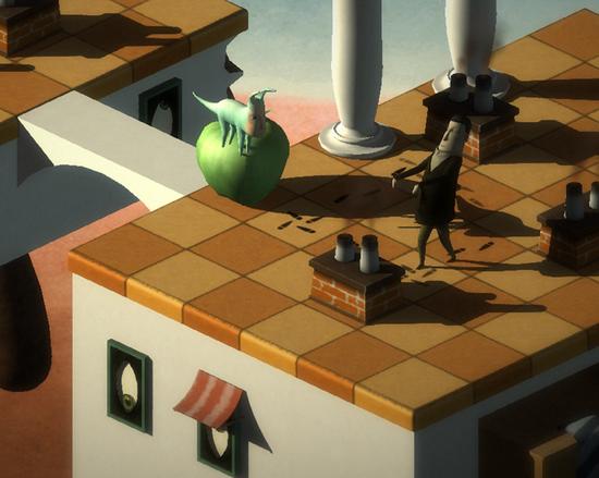[研发日志]行走中的噩梦:拯救梦游者的游戏