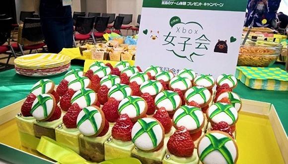 Xbox在日本举办少女派对,还送限定版无线手柄…