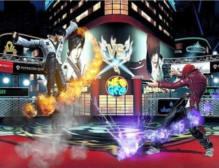 SNK确认《拳皇14》为PS4独占 发售日期还未定