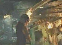 《古墓丽影9》演示视频 逃出洞穴