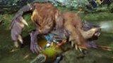 极限河狸兽 怪物猎人OL讨伐实战视频曝光