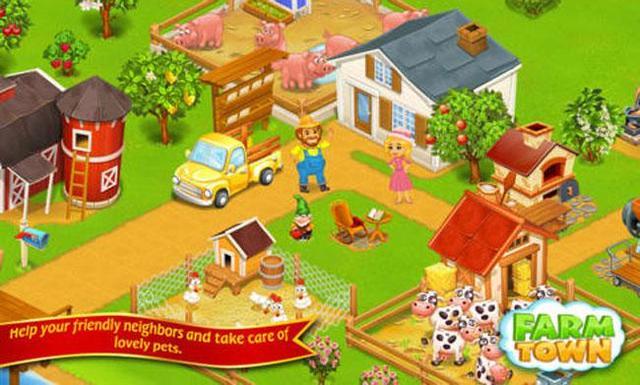 农场小镇_《农场小镇(farm-town)》