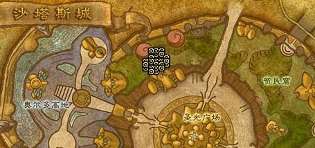 《魔兽世界》炼金训练师位置一览 含诺森德