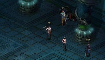 游族盗墓笔记震撼来袭 打造与众不同游戏体验